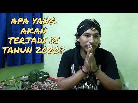 RAMALAN TAHUN 2020 DI MATA SPIRITUAL
