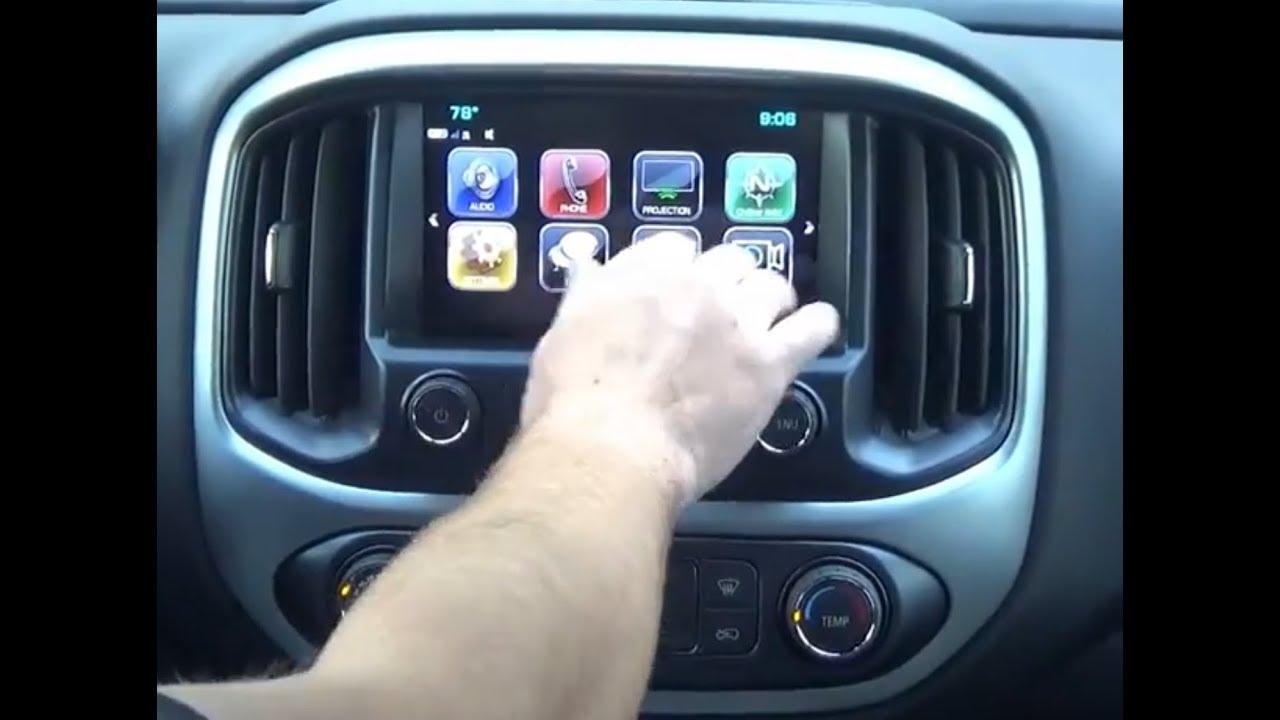 2015-2018 Chevrolet Colorado GMC Canyon Factory IO6 GPS ...