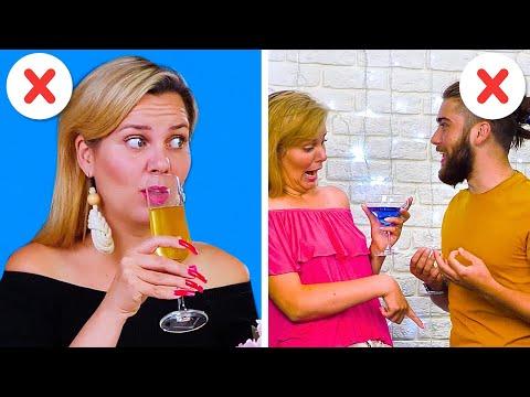 DO NOT EMBARRASS YOURSELF! 40 Unspoken Etiquette Rules
