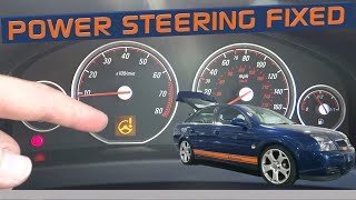 How to Replace the Vectra C GSi Power Steering Pump - Dev255