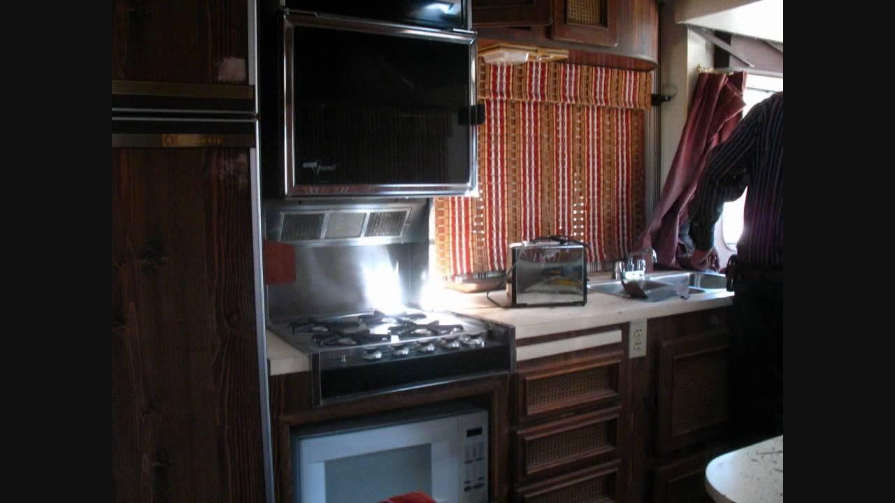 1980 s motor home interior renovation youtube