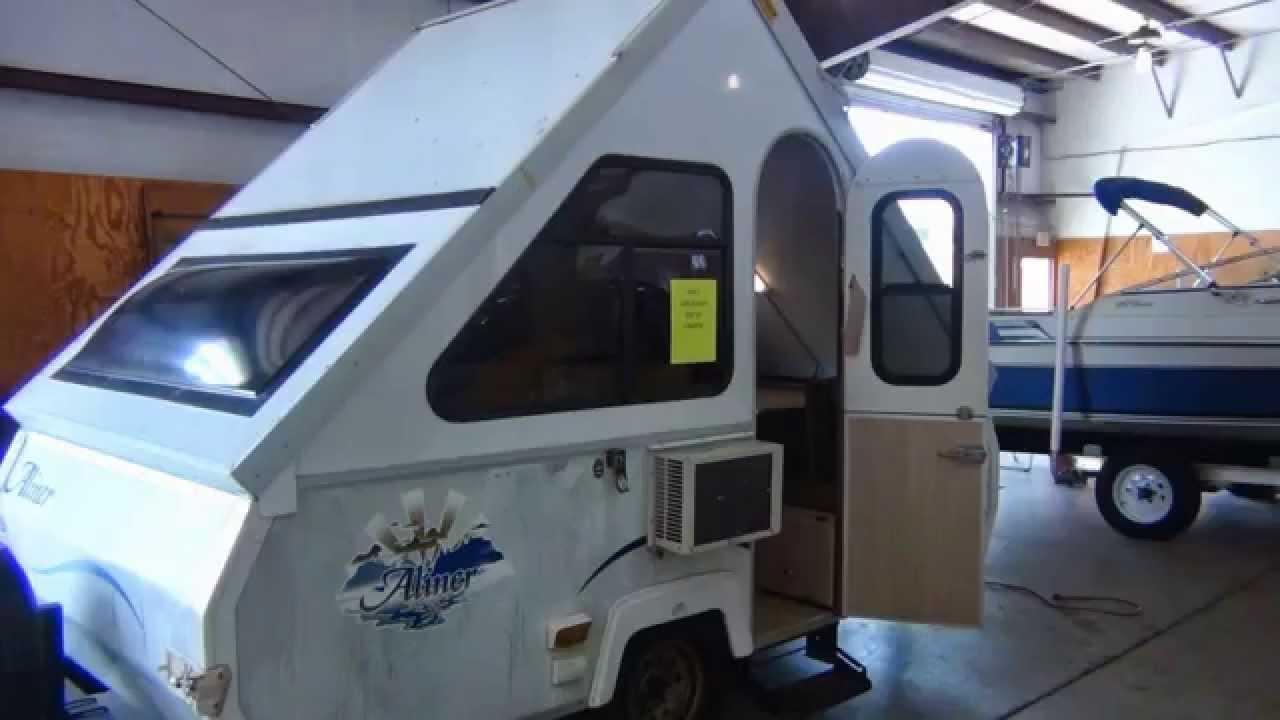 2006 aliner for sale - 2005 Aliner Foilding Camper 2900 00 At Auction