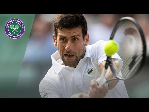Wimbledon Rallies of