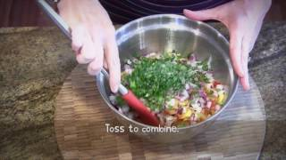 How to Make: Fruit Salsa