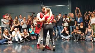 Jojo & Mickaela @ Luxembourg International Kizomba Festival 2018