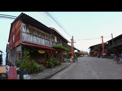 Lanta Old Town, A Quick Tour. Koh Lanta Island, Krabi Thailand. เกาะลันตา