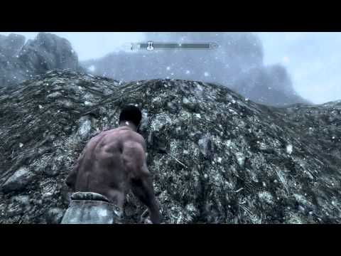 Skyrim hidden chests under winterhold archmage chests secret