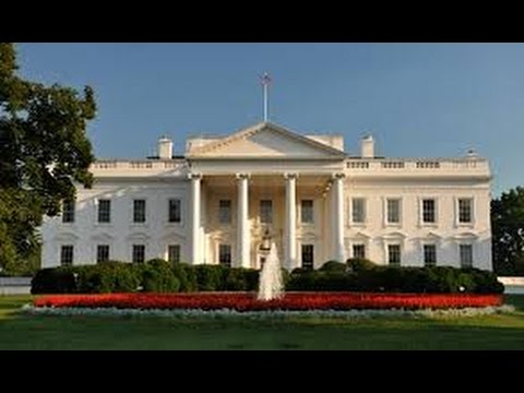 A Tour Inside The White House Youtube
