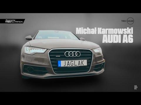 🚗 Czym jeździ Michał Karmowski? - Audi A6 - Seria Trec Gear (Zapytaj Trenera)