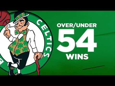 Over-under 54 wins for the Boston Celtics? | The Jump | ESPN