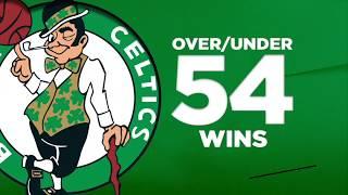 Over-under 54 wins for the Boston Celtics?   The Jump   ESPN