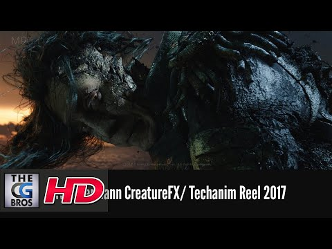 "CGI & VFX Showreels: ""Creature FX /TechAnim Reel"" - by Oliver Hermann"