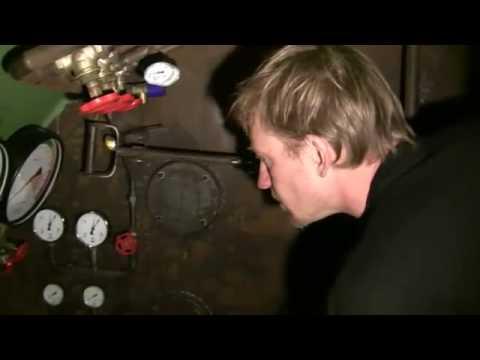 danish amateur submarine first dive, subtitled