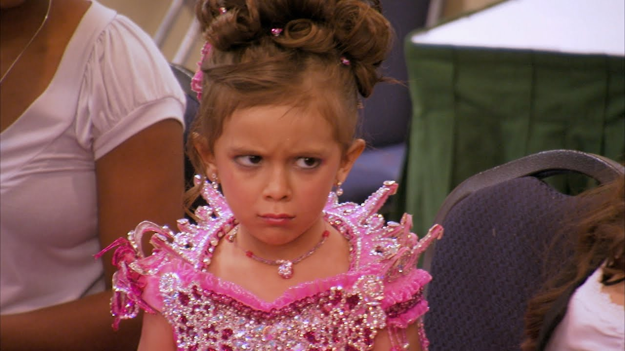 Ultimate Grand Supreme Tantrums  Toddlers  Tiaras - Youtube-8056