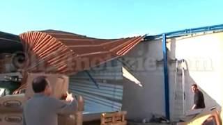maltempo a TERRACINA, danneggiate attività commerciali  Pubblicato il 01 nov 2012