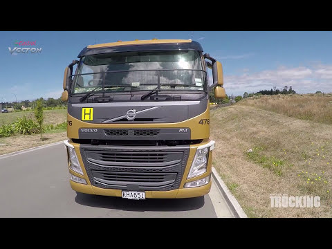 Main Test  - Regal Haulage - FM Volvo