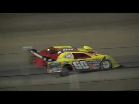 IMCA Late Model feature Independence Motor Speedway 8/20/16
