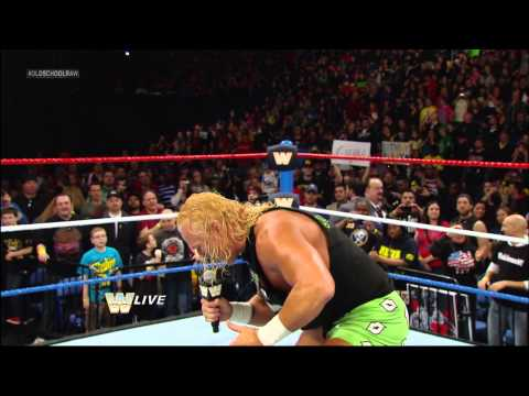 The New Age Outlaws vs. Primo & Epico: Raw, March 4, 2013 Travel Video