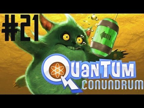 Quantum Conundrum - Playthrough Part 21 (Helicopter Game) w/ Teedly |