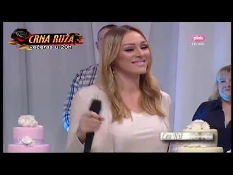 Anabela - Crveni lak - (LIVE) - Nedeljno popodne Lee Kis - (TV Pink 28.02.2016.)