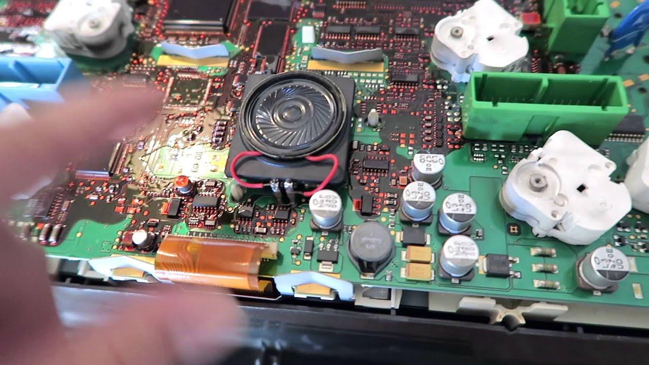 Volvo Truck VNL | Low Air Warning Speaker Repair Fix DIY