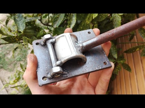Walnut Cracker - DIY Tool
