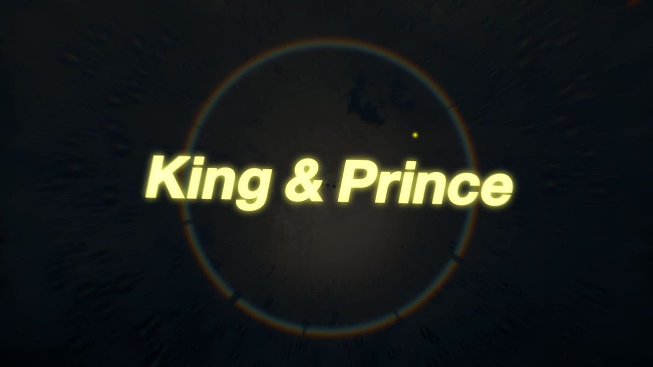 King & Prince「Beating Hearts」Teaser2