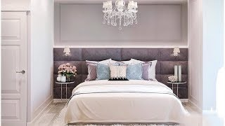 Modern Bedroom Design Ideas / How to decorate a bedroom interior design