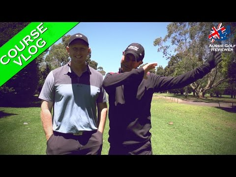 CITY GOLF COURSE TOOWOOMBA PART 1