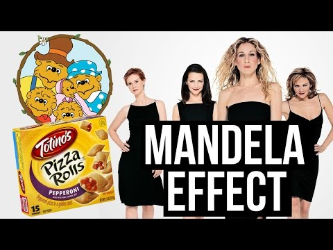 The Mandela Effect (Conspiracy Theory) (Chat Show)
