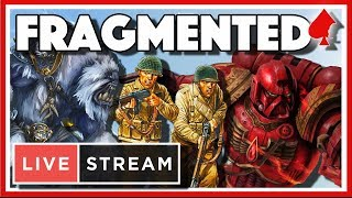 Is Wargaming too Fragmented to be Mainstream?  Monday Night Live Stream