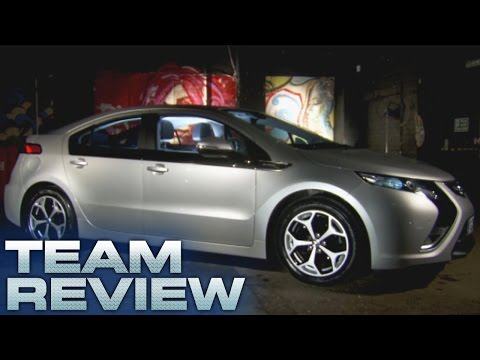 Vauxhall Ampera Team Review Fifth Gear