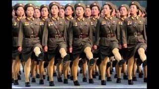 Военный марш КНДР