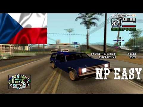 GTA-MP.CZ | No driver, No problem