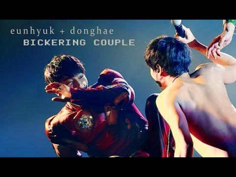 BICKERING COUPLE | Eunhyuk + Donghae