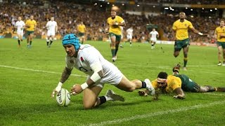 16 Stunning Tries From The June Internationals!
