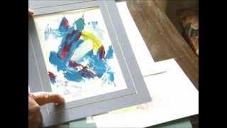 Marie Mandolin - Visual Art Tutorial # 4 ( All Ages)