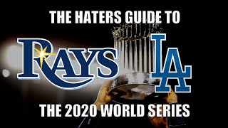 The Haters Guide to the 2020 World Series