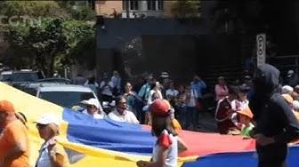 Venezuelan opposition mounts protests to pressure Maduro government