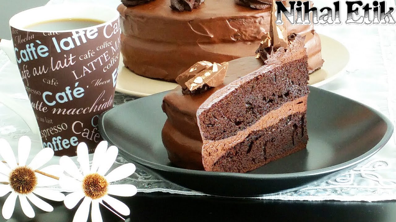 Lezzet Sevenlere : Çikolatalı Soğuk Pasta