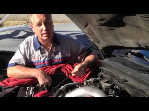 Vacuum pump motor concerns on the Ford 6.0 f250-f350 Powerstrokes Superduty