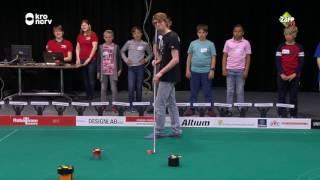 WK ROBOT VOETBALLEN?! - Talenten #33