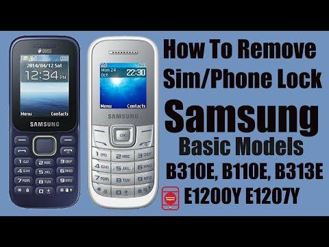 Samsung Sgh B110 Video Clips