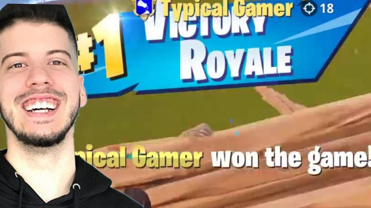 Typical Gamer NEVER seen before INSANE game
