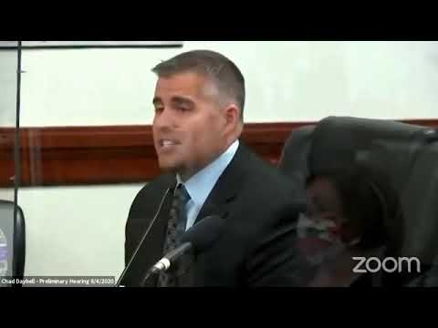 FBI Special Agent Steve Daniels testifies at Chad Daybell's preliminary hearing