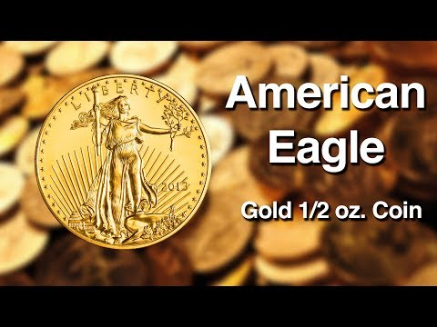 American Eagle Gold 1/2 oz. Coin | U.S. Money Reserve