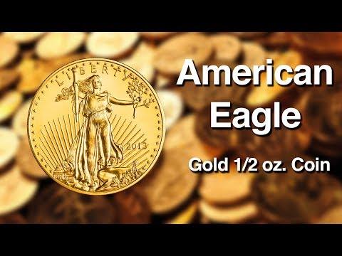 Gold coins and precious metals