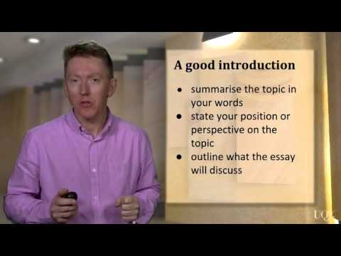How to write a simple introduction and conclusion from YouTube · Duration:  8 minutes 17 seconds