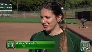 Softball Holds First Practice At Newly Renovated Rainbow Wahine Softball Stadium