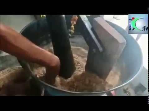 Organic Cold pressed oil mill - సేంద్రీయ గానుగ మిల్లు